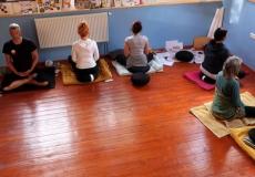"Workshop ""Arteterapia a meditácia"" – Banský Studenec, 28. – 31. 8. 2014"
