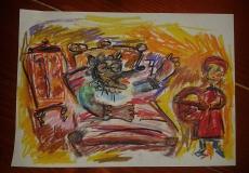 ARTETERAPIA - kde bola, tam bola Banský Studenec 14. - 16. augusta 2015