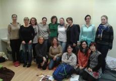 ARTETERAPIA pre všetkých, 6. – 7. Február 2016, Bratislava