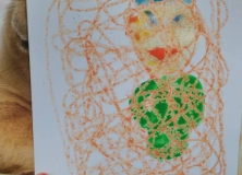 Kysucké Nové Mesto, 22.3.2017, Arteterapeutické a artefiletické techniky pre deti s mentálnym zdravotným znevýhodnením