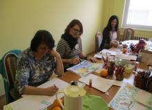 marec: Arteterapia pri práci so seniormi, Skalica, 7.3.2017