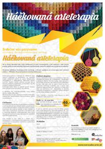 Háčkovaná arteterapia