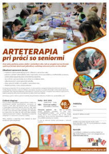 september: Arteterapia pri práci so seniormi