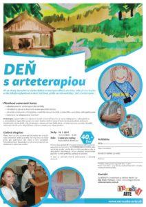 Deň s arteterapiou