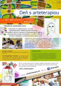 Deň s Arterapiou