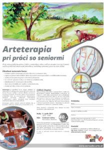 apríl: Arteterapia pri práci so seniormi