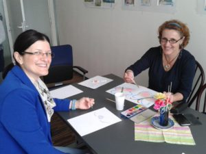 Individuálne poradenstvo – Arteterapia