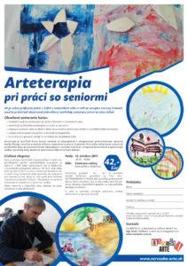 Arteterapie pri práci so seniormi | 12.10.2017, Bratislava