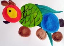 Využitie detskej kresby v arteterapii, Banský Studenec 7. – 10. 5. 2015