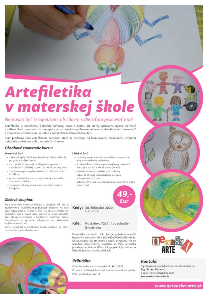 Artefiletika v materskej škole