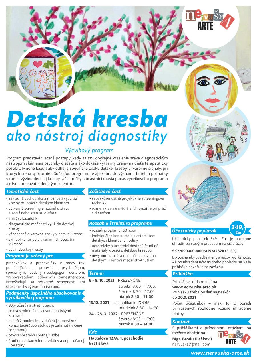 Detská kresba ako nástroj diagnostiky